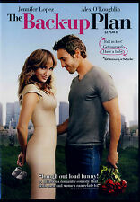 NEW DVD // THE BACK UP PLAN // BACKUP // Jennifer Lopez, Alex O'Loughlin, Eric C