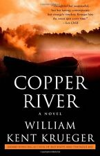 Copper River: A Novel (Cork O`Connor Mystery Series) by William Kent Krueger, (P
