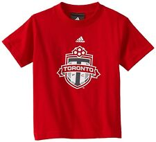 Toronto FC Primary University Logo Unisex T-Shirt Medium (10-12) NWT Ships Free!
