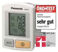 Blutdruckmessgerät Handgelenk Panasonic, Testsieger, komfort, dazu 3 Geschenke