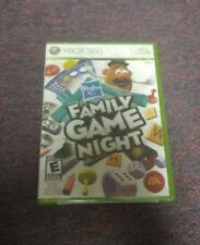 Hasbro Family Game Night (Microsoft Xbox 360, 2009)