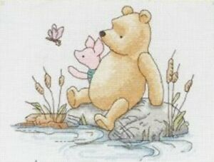 Winnie the pooh classic Disney collection_ Cross Stitch Pattern