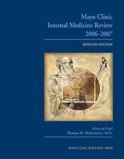 Mayo Clinic Internal Medicine Review (MAYO INTERNAL MEDICINE BOARD REVIEW)