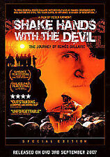 SHAKE HANDS WITH THE DEVIL NEW DVD