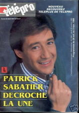 TELEPRO 1860 (26/10/89) PATRICK SABATIER (2)