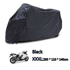 XXXL Motorbike Motorcycle Moto Cover Waterproof Outdoor Sun Anti-dust Protector