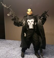 """1/6 scale Marvel Studios 12"""" The Punisher with gun weapons collector's edition"""
