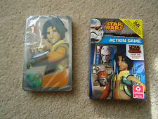 STAR WARS DISNEY STORY CENTRAL MORRISONS CARDS NEW