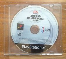 NBA Live 2004 pour Sony Playstation 2 (PS2)