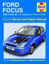 NEW HAYNES SERVICE & REPAIR MANUAL FORD FOCUS 1998-2001