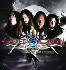 Sacred Dawn Gears of the Machine cd preowned, Autographed