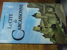 8µ? Livre Heimdal La cité de Carcassonne F de Lannoy