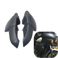 Unpainted Fiberglass Lowers Leg Fairings For Harley Davidson Dyna FXDL Motocycle