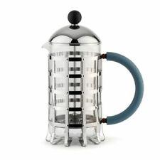 ALESSI Kaffeebereiter 'MGPF 8' - Michael GRAVES - Edelstahl - 72 cl - 8 Tassen