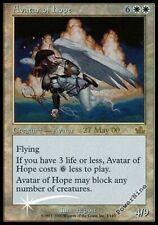 1 PROMO FOIL Avatar of Hope - White Prerelease Mtg Magic Rare 1x x1