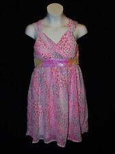 Sz 10-12 Holiday Editions Girls Dress Wedding Bride Party Easter Summer Sundress