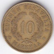 1929 Finlandia 10 Markaa *** *** Coleccionistas