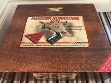RARE 1:32 CORGI HURRICANE MK1A A.G. LEWIS AVIATION ARCHIVE AA35503 P2923 ISSUES