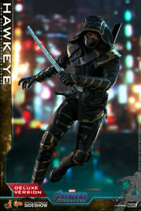 Hot Toys Avengers: Endgame HAWKEYE Deluxe (RONIN) Action Figure 1/6 Scale MMS532