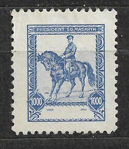 Czechoslovakia, Not issued proof  1000heller