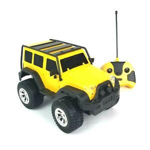 Remote Control R/C Off Road Jeep Off Road Explorer Sharper Image SEE DESCRIPTION