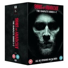 sehr gut Sons Of Anarchy The Complete Series 1-7 30 DVDs Enlisch