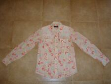 Dsquared² Runway WESTERN COWBOY FLORAL Shirt 52 IT(50 IT) SS/05 71C085 419€