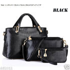 Fashion Women Lady Shoulder Bag Purse Handbag Cross Body Messenger Satchel LOT