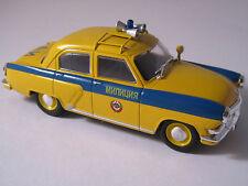 Russian service CARS/traffic control police/NEUFS/1:43/DEAGOSTINI