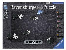 Ravensburger - KRYPT Black Puzzle 736pc Jigsaw Puzzle - Genuine Brand New