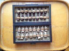 Chess Set Chinese - 32 pieces - Dragon Wood Box