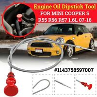 Engine Oil Dipstick For MINI Cooper R55 R56 R57 Cooper S 07-16 15