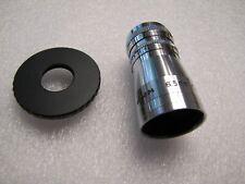 ELITAR SOLIGOR 6.5 mm f/ 1.9 Wide Angle D-mount w/ Pentax Q Adapter