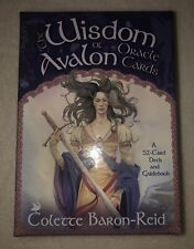 Wisdom of Avalon Oracle Cards w/Guidebook by Colette Baron-Reid