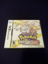 Pokemon white 2 Case