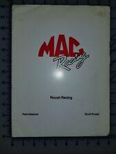 1988 Ford Merkur XR4Ti MAC Tools Racing Press Kit Brochure