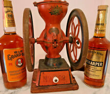 Antique Rare 1873 Enterprise No. 2 Coffee Grinder Mill Original Condition.