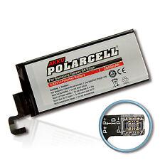 PolarCell Batería para Samsung Galaxy S6 EDGE sm-g925f eb-bg925abe 2800mah
