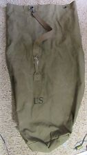 US military Army Duffel Backpack Travel Bag Military Issue