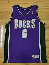 Andrew Bogut 2005-06 Milwaukee Bucks NBA Jersey - medium