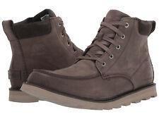 Sorel Mens Madson Moc Toe Lace Up Waterproof Winter Rain Snow Boots  Shoes