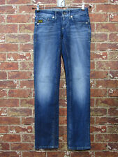 G-Star 26 / 32  Midge Jeans Damen Blau Blue Denim Straight Hose