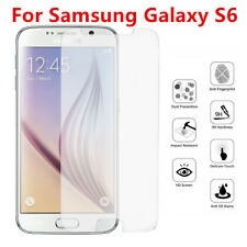 1 Pcs For Samsung Galaxy S6 Tempered Glass Screen Protector Bubble Free