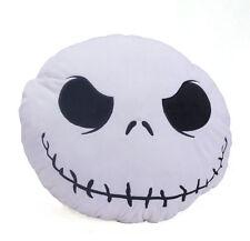 The Nightmare Before Christmas Jack Skellington Face Plush Figure Cushion Pillow