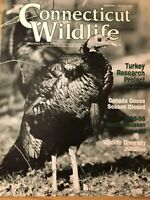 Connecticut Wildlife Sept/ Oct 1995, Turkey Research Project