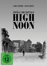12 Uhr mittags - High Noon (Zwölf Uhr mittags) [LIMITED MEDIABOOK / BLU-RAY+DVD]