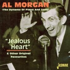 AL MORGAN - JEALOUS HEART & OTHER ORIGINAL FAVOURITES  CD NEW!