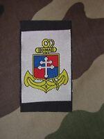 Ecusson 9°DIMa 9DIMa 9 Division d'Infanterie de Marine Neuf badge patch 9e