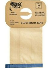 24 Bags for Electrolux Canister Vacuum Style C  Vacuum Bags C 4 PLY