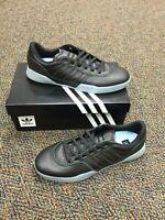 Adidas City Cup Men's Skateboard Shoe - Core Black / Core Black / Clear Sky